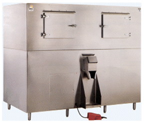 photo of Mannhardt Ice Dispensing Machine